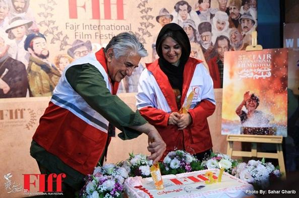 آغاز رسمی مراسم افتتاحیه fiif37
