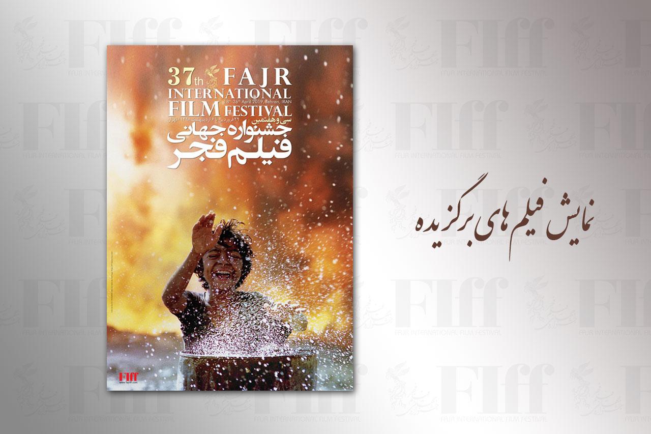 نمایش برترینهایfiff37در آخرین روز جشنواره