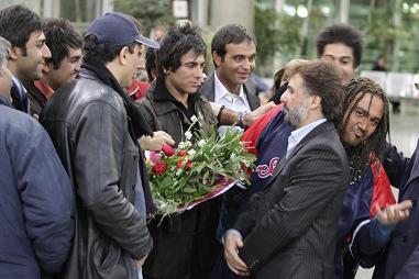 """فیلم سینمایی """"فوتبالیها""""   روی پرده"""