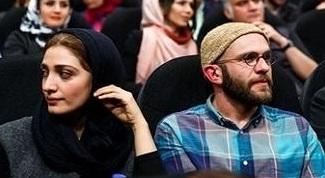 حضور مشترک زوج حمیدیان ساداتی