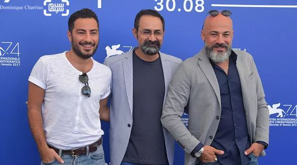 نوید محمدزاده در فیلم تازه جلیلوند