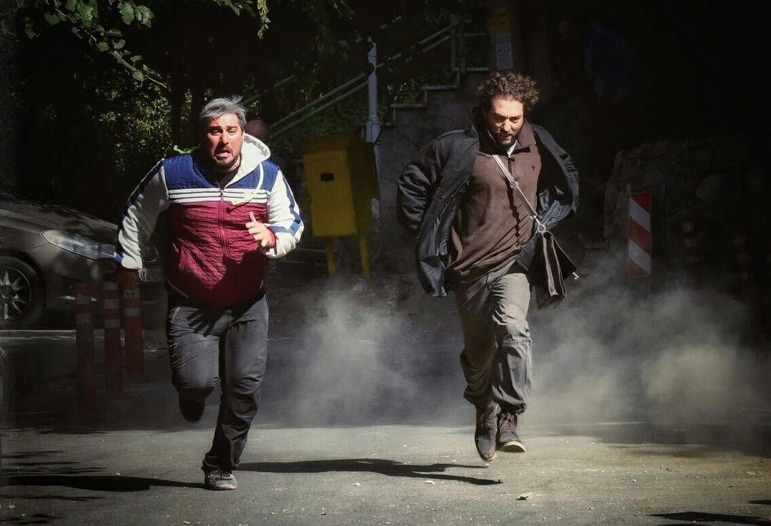 """پلاسکو""""در چهار راه استانبول""""فرو ریخت"""