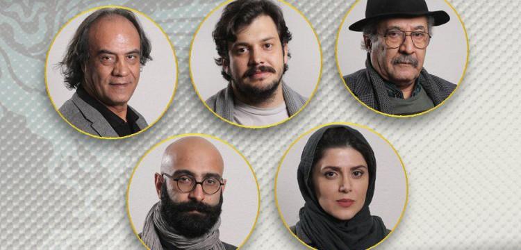 معرفی هیأت داوران بخش مسابقه تبلیغات فجر