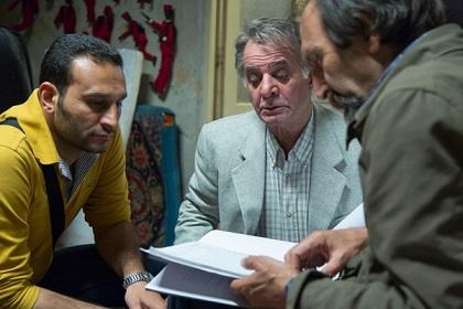 ساخت سومین فیلم فرزاد رحمانی