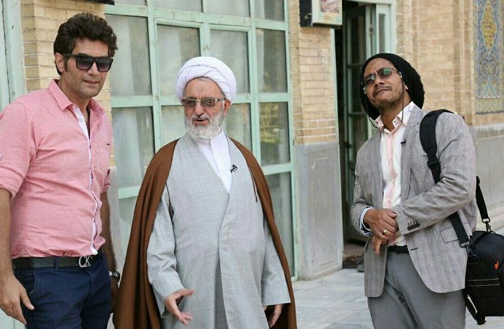 """پایان""""زیر سایه آفتاب """"در شهر خمین"""