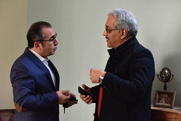 فیلم جدید مدیری از چهارشنبه اکران میشود