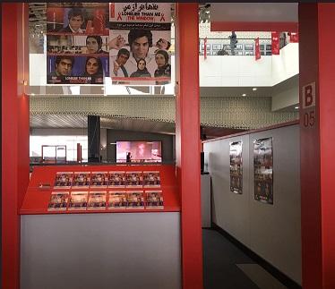 غرفه فوژان فیلم در بازار جهانی فیلم فچر