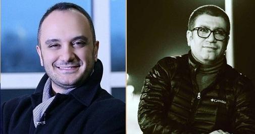 احسان کرمی و رضا رشیدپور مجریان جشنواره