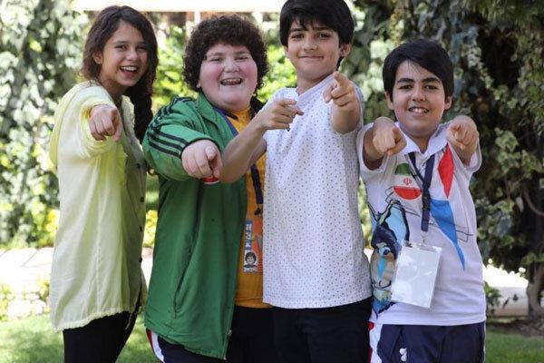«سبز سفید قرمز»با بازیگران نوجوان